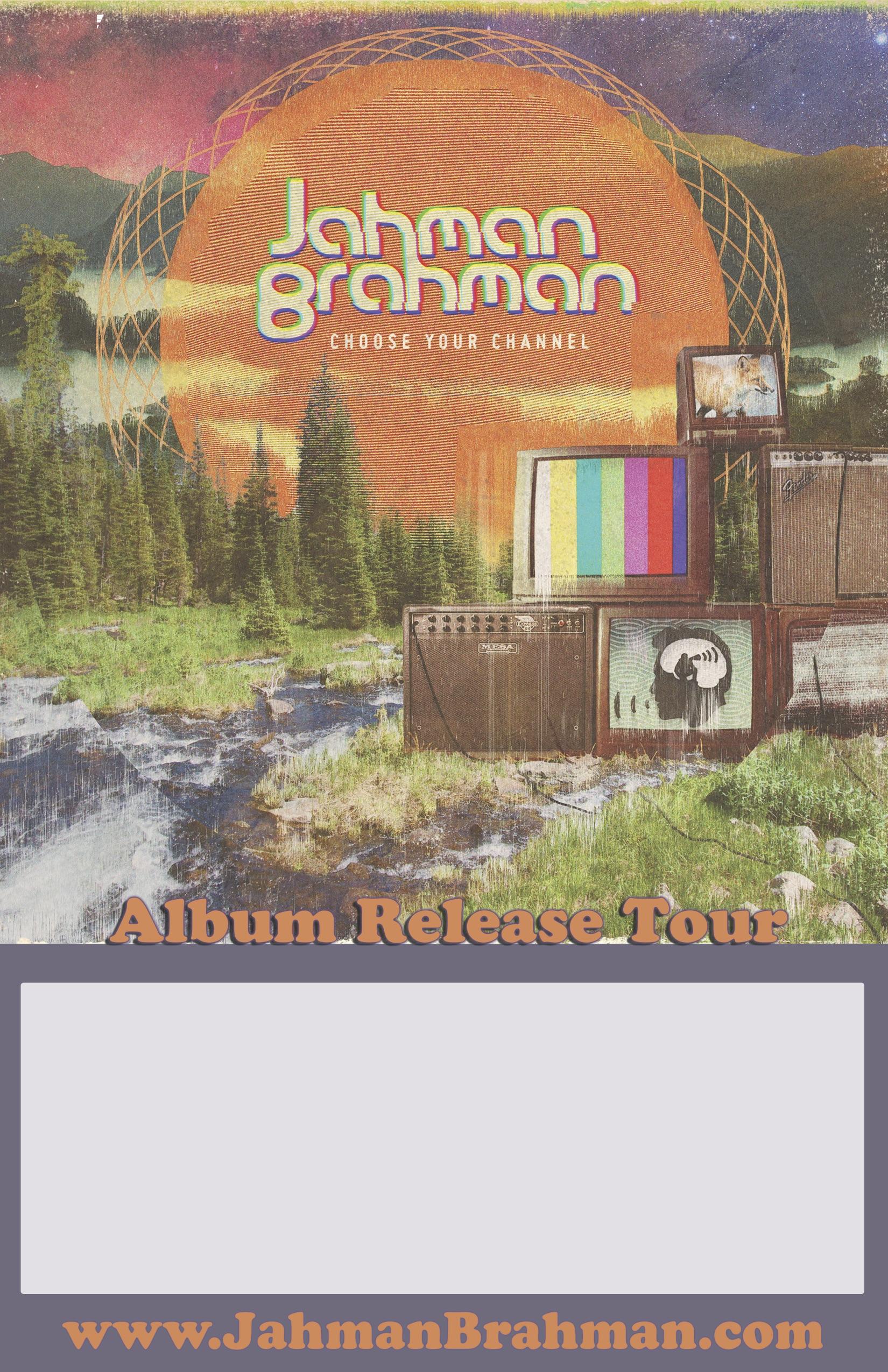 Jahman Brahman Poster